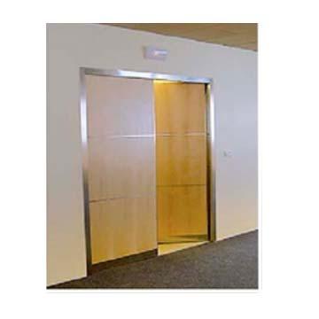 puerta cortafuego opaca
