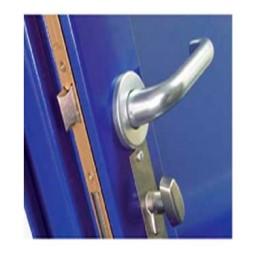 Puertas Antibala pivotantes ProRitz-P80-01