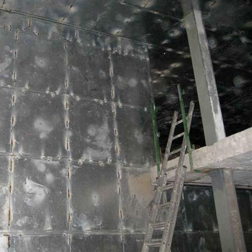 Cámara acorazada modular