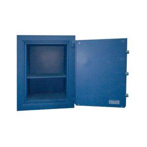 Caja fuerte ocasión alta seguridad DS 110 abierta