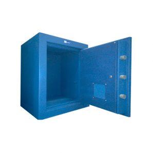 Caja fuerte ocasion alta seguridad Baussa PR 100 abierta