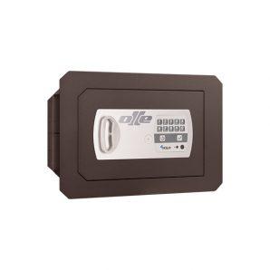caja fuerte empotrar Olle Serie 1000 con llave y combinación electrónica