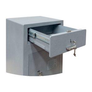 Caja fuerte de sobreponer Serie Depósito con ranura antipesca