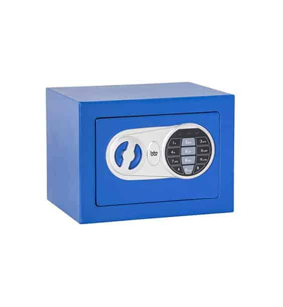 Caja fuerte Minibank ideal para hogares