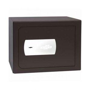 Caja fuerte sobreponer Serie 1000 con cerradura de llave