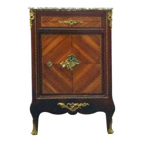 Caja Fuerte mueble Fichet Luis XVI