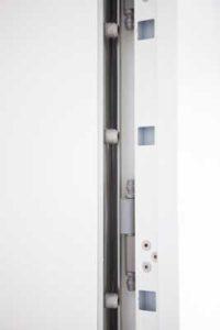mecanismos puertas acorazadas