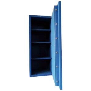 Caja Fuerte Mueble Chubb Proguard Grado III - interior
