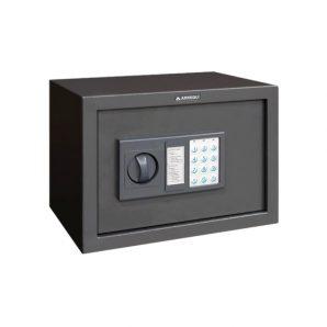 Caja Fuerte de Sobreponer Serie Class Electrónica Gama Baja combinación electrónica y llave