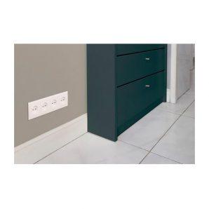 Caja fuerte de camuflaje Serie Socket instalado