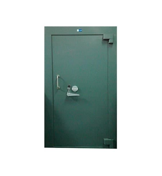 Puerta acorazada T200LE cerrada